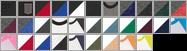 3200 swatch palette